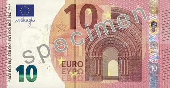 Espèce - Billet de 10 euros