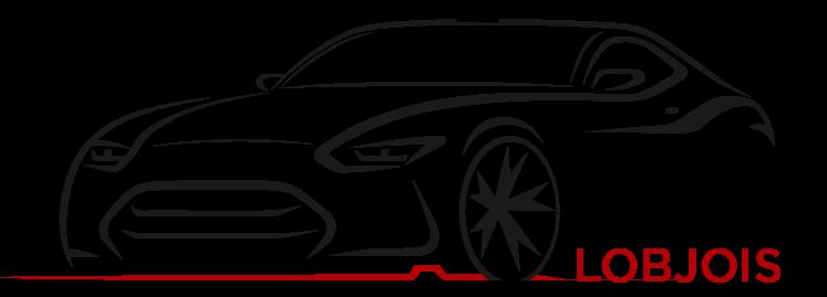 logo taxi lobjois noir